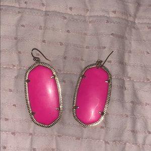 Like new Kendra Scott earrings